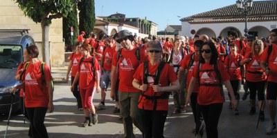 La caminada de Moja a Montserrat deixa de ser nocturna i es programa pel 13 d'abril