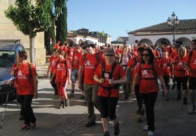 La caminada popular de Moja a Montserrat compta amb una seixantena d'inscrits