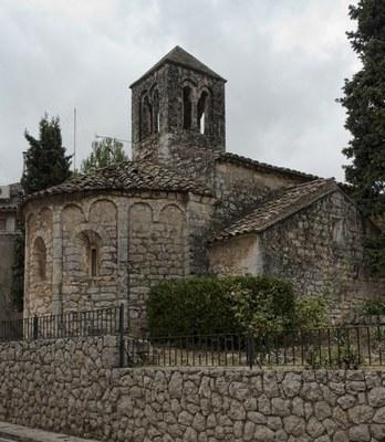 La capella romànica de Sant Cugat de Moja podrà ser visitada tots els diumenges a partir del 3 de març