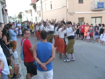 La Cercavila de la FM de Sant Pere Molanta torna a l'horari de migdia i acabarà al Casal Molantenc