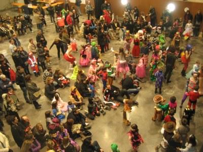 Imatge del Carnaval Infantil de l'any passat