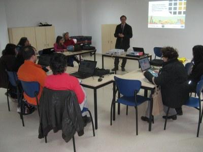 El taller s'ha fet aquest dimarts al Centre Cívic Gatzara