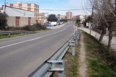 La Diputació anuncia l'inici d'obres del camí de vianants entre Moja i Vilafranca