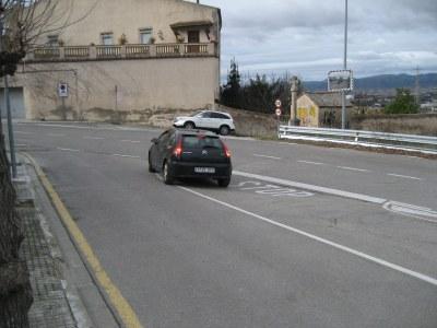 La Diputació de Barcelona finançarà la totalitat de les obres de la rotonda d'accés a Moja