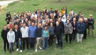 La diversitat ideològica i la representació de tots els nuclis defineixen la candidatura d'Alternativa per Olèrdola