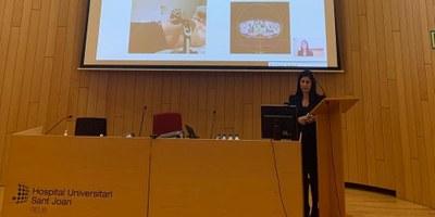 La doctora Meritxell Arenas, veïna de Sant Miquel, nomenada professora titular de la Universitat Rovira i Virgili