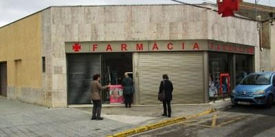 La Farmàcia de Moja registra un considerable increment d'activitat des de dissabte