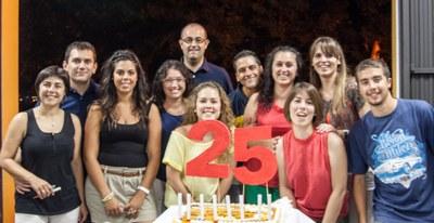La Festa de la plaça de l'Ametller de Moja torna a fomentar la relació veïnal