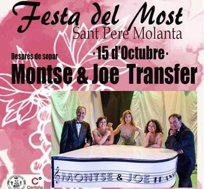 """La Festa del Most de Sant Pere incorpora el """"Grallaví"""",un maridatge de vins amb música de gralla"""