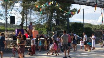 La Festa Major de Can Trabal ha rebut la complicitat dels veïns aquest cap de setmana