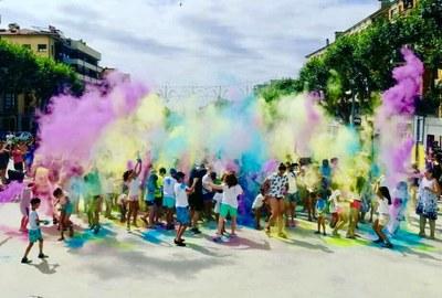 La Festa Major de Moja escalfa motors aquest cap de setmana amb una festa holi, un joc de nit per a infants i un concurs de paelles
