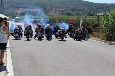 La Festa Major de Sant Pere Molanta escalfa motors a ritme de pilates i country
