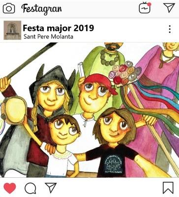 La Festa Major de Sant Pere Molanta escalfa motors amb els actes previs d'aquest cap de setmana