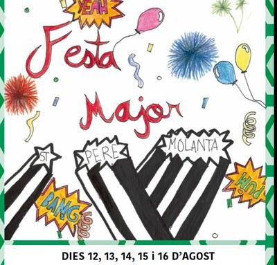 Diversitat d'actes per a viure 5 dies de Festa Major a Sant Pere Molanta