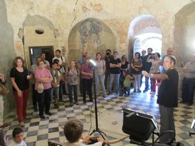 La Generalitat aprova la protecció de l'entorn de la capella del Sant Sepulcre