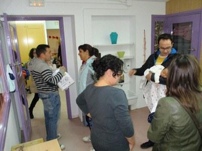 La jornada de portes obertes fa preveure que l'aula de nadons de l'escola Gotims es podrà obrir
