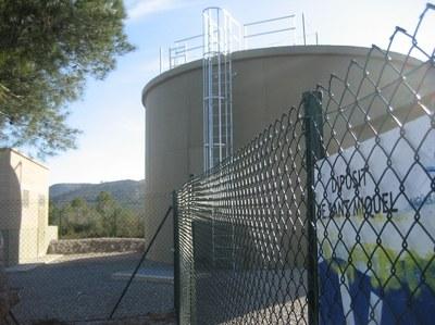 La Junta de Govern aprovarà el conveni que garanteix l'arribada de l'aigua d'ATLL a Sant Miquel