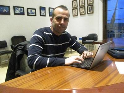 Juanma Samblás, regidor d'urbanisme