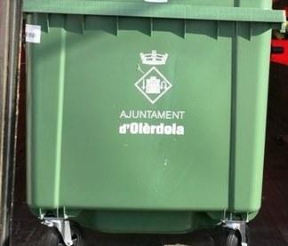 La Mancomunitat adverteix de possibles afectacions en el servei de recollida de brossa