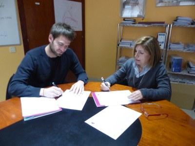 La Mancomunitat elaborarà un estudi per a millorar el sistema de recollida selectiva a Olèrdola