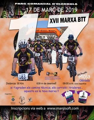 La Marxa BTT de Moja inclourà una categoria especial no competitiva per a bicis elèctriques