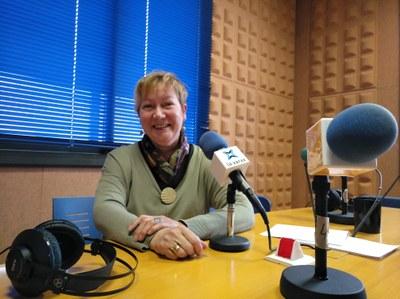 La mestra Mercè García reivindicarà el feminisme i repassarà amb veïnes de diferents edats la vida escolar del darrer segle