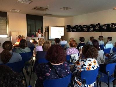 La naturòpa Roser Farré ha difòs consells pràctics sobre salut natural a Moja