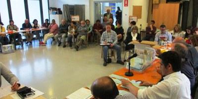 La participació a Olèrdola s'ha situat en el 71'2% del cens