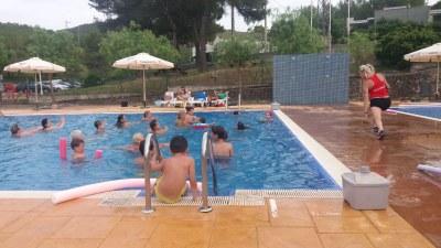 La piscina de Daltmar continua programant activitats de dinamització