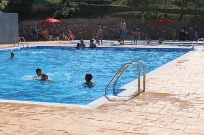 La piscina obrirà tots els dies, d'11:00 a 20:00h