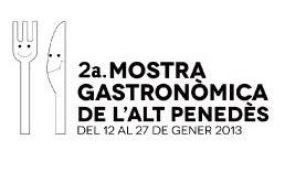 La Posada i Masia Segarrulls participen en la 2a Mostra Gastronòmica de l'Alt Penedès