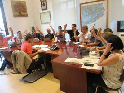 La revisió cadastral i el transport públic centren part del debat del ple de l'Ajuntament d'Olèrdola