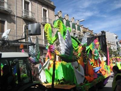 La rua de Carnaval de Sant Pere Molanta reunirà a 13 grups aquest diumenge al migdia