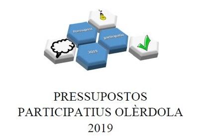 La setmana que ve es convoquen 3 de les 5 xerrades informatives per a exposar el procés de pressupostos participatius