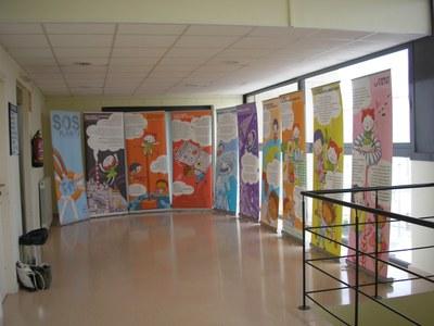 """L'exposició """"SOS Planeta"""" s'instal·la a l'escola Circell de Moja del 21 al 25 de novembre"""