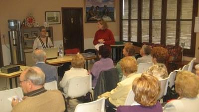 L'Ajuntament aprofita la trobada per recollir propostes d'activitats dels casals