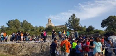 La Trobada d'Olèrdola s'ha celebrat aquest cap de setmana amb una gran participació