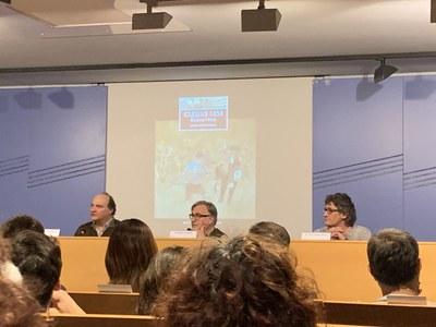Fa un mes el còmic es va presentar al Museu d'Història de Catalunya