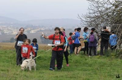 La Vallmoranta reuneix a 340 participants