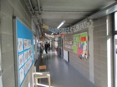 Les escoles d'Olèrdola ofereixen atenció personalitzada a les famílies per la preinscripció
