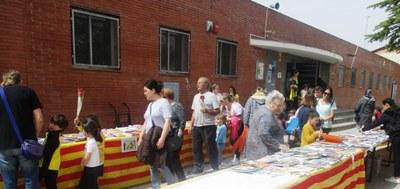 Les escoles protagonitzen l'activitat que acull Olèrdola per Sant Jordi