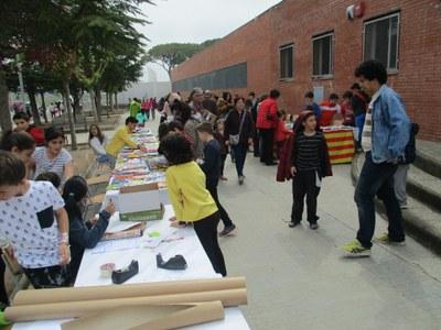 Les escoles tornen a ser el centre de la celebració de Sant Jordi al municipi