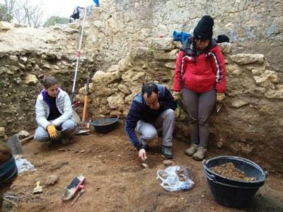Les excavacions a la torre del Conjunt monumental es preveuen realitzar del 10 al 15 de desembre