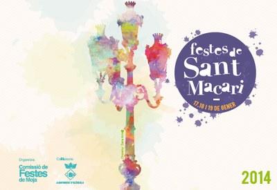 El disseny gràfic del programa d'actes és obra de Sara Amell