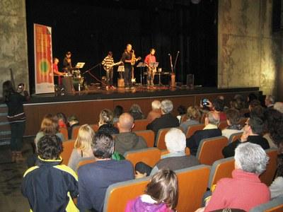 L'Escola Municipal de Música de Vilafranca protagonitza el concert solidari