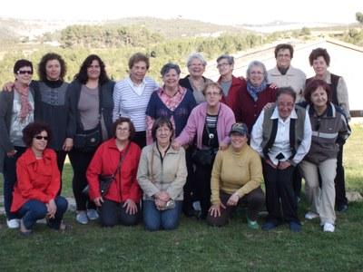 L'Escola de Puntaires d'Olèrdola ha fet 18 anys
