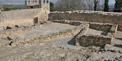 Les visites al Punt d'Informació Turística d'Olèrdola s'han quadruplicat aquest any, el primer en què s'instal·lava al Conjunt monumental