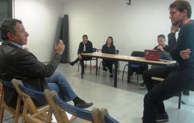Les xerrades sobre els pressupostos participatius permeten recollir suggeriments veïnals