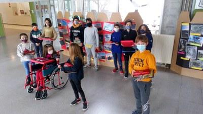 Lliurats els premis del concurs de fotografia de l'escola Rossend Montané de Sant Pere Molanta