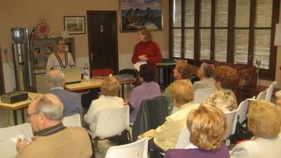 El Casal d'Avis acollirà diverses activitats fins desembre